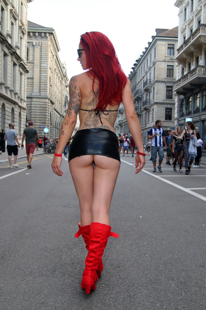 Streetparade Trends, Street-Parade Outfit, Street-Parade Stylings